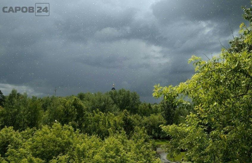 Гроза и сильный ветер ожидаются в Нижегородской области
