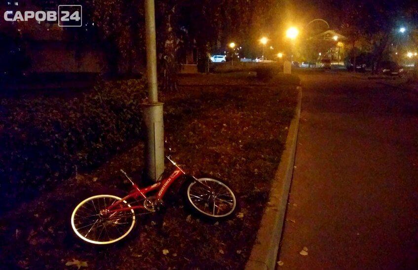 Полицейские вывели на чистую воду велосипедного вора
