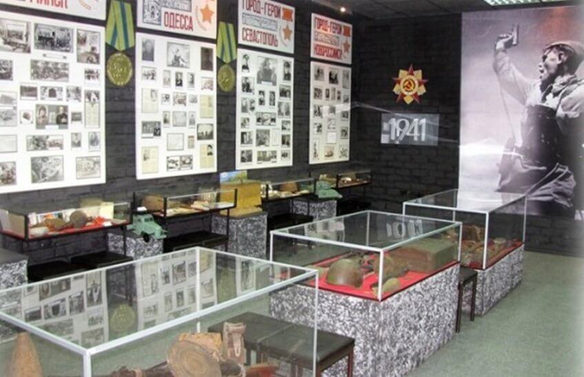 Лицей № 3 выиграл конкурс «Школьный музей Победы»