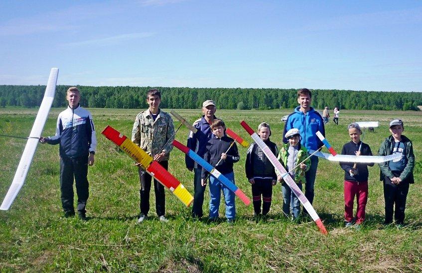Авиа- и ракетомоделисты ДДТ отличились в Богородске