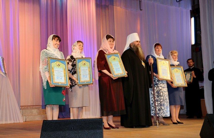 Саровская православная гимназия отметила юбилей