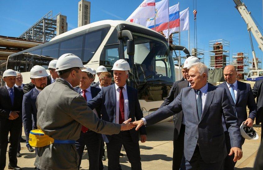 """Глеб Никитин: """"Новый центр в Кстове поможет значительно улучшить качество дорожного покрытия"""""""