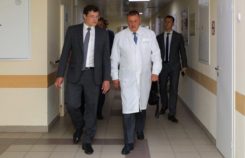 Александр Смирнов назначен министром здравоохранения Нижегородской области