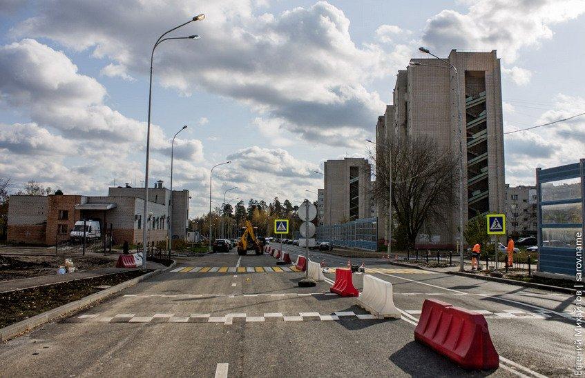 Реконструкция улицы Семашко