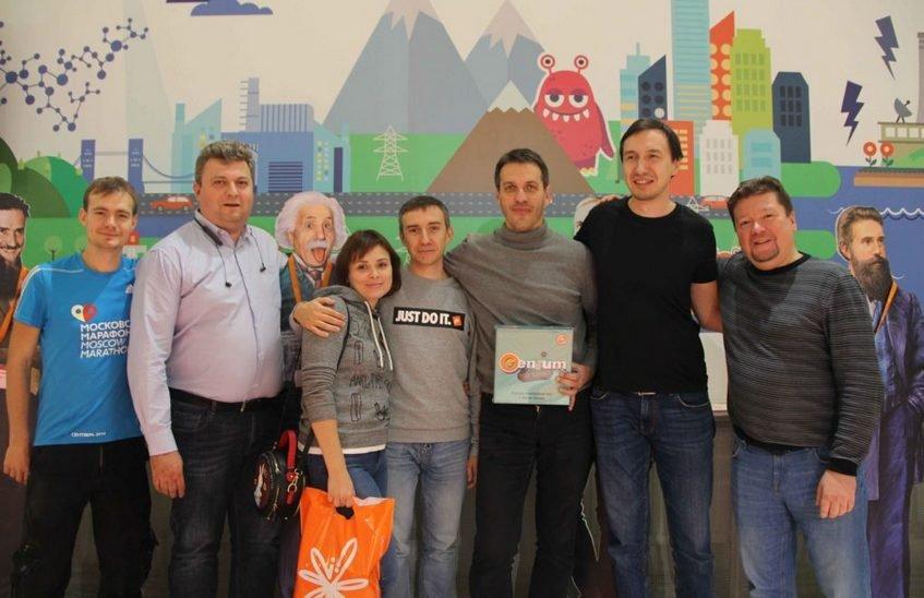 Знатоки ВНИИЭФ выиграли региональный этап чемпионата Росатома по «Что? Где? Когда?»