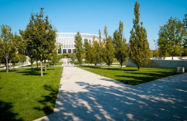 Частный инвестор построил огромный городской парк в Краснодаре