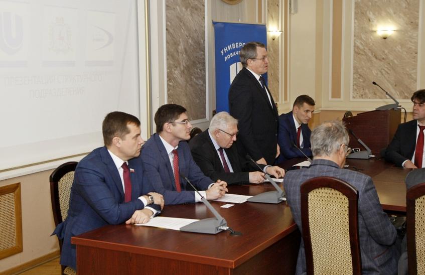 ВНИИЭФ открыл математическое отделение на базе ННГУ