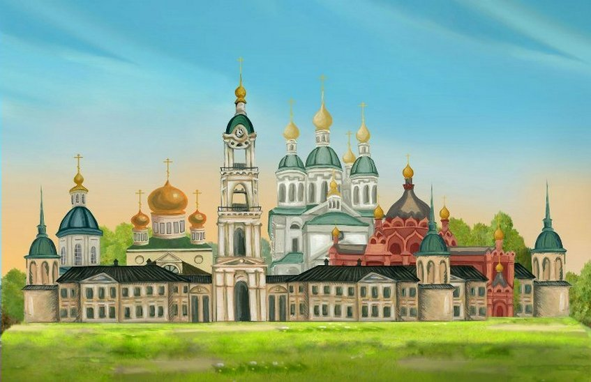 Мультфильм учеников саровской православной гимназии показали по центральному ТВ (ВИДЕО)