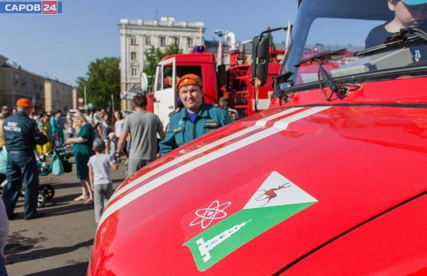 Пожарные дважды выезжали по вызову на проспект Музрукова