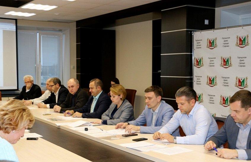 Саров получит из области 996 млн рублей безвозмездных поступлений